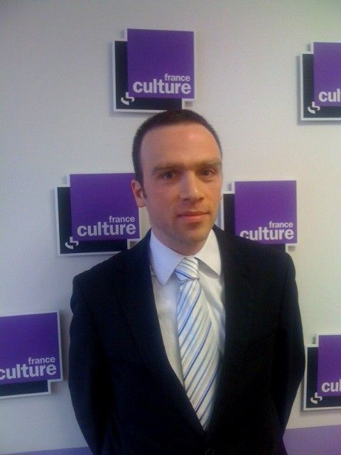 Marc Hecker, Chercher à l'IFRI, spécialiste du terrorisme