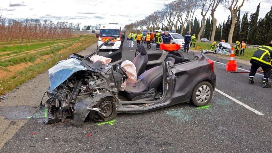 Accident mortel entre thuir et toulouges for Accident mortel a salon de provence