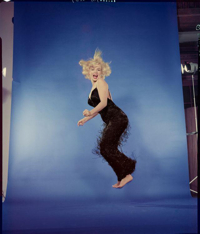 Philippe Halsman, Marilyn Monroe, 1959. Musée de l'Elysée