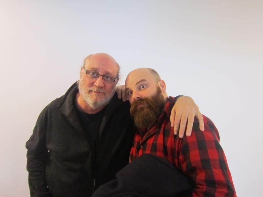 Andy Emler et Thomas de Pourquery
