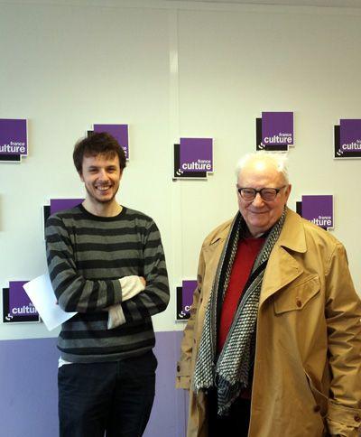 Etienne Balibar et Jean Danielou
