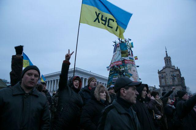 L'avenir de l'Ukraine en suspens