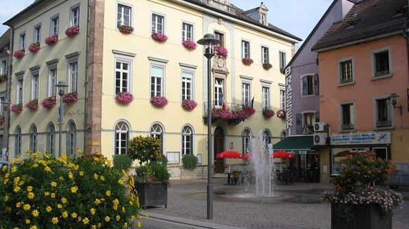 Mairie d'Héricourt