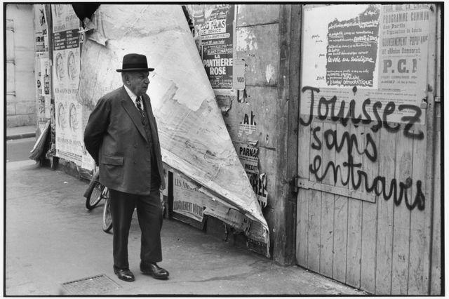 Henri Cartier-Bresson - Vaugirard