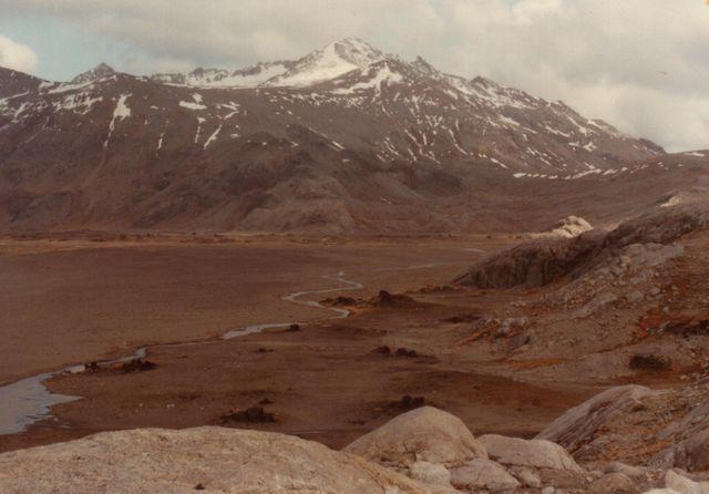 Kerguelen - Mont Rallier du Baty