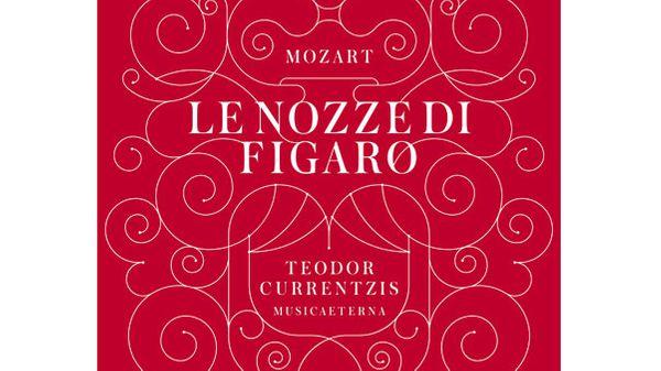 Coffret LE NOZZE DI FIGARO par Teodor Currentzis