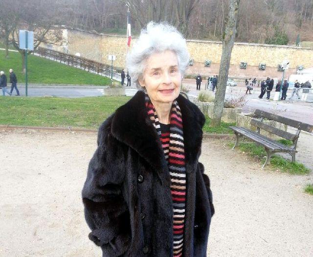 Catherine Martin Zay, la fille de Jean Zay