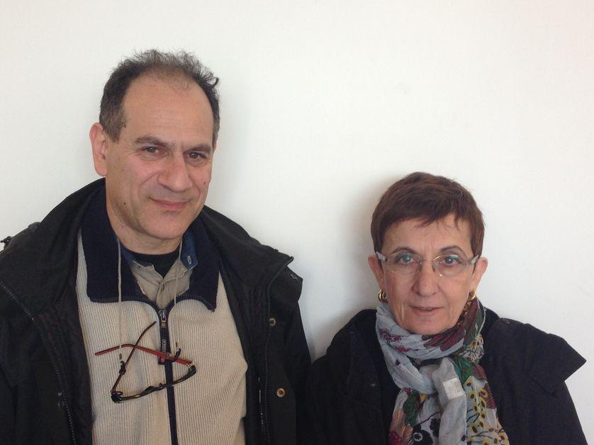 Patrick Zachmann et Lina Prosa