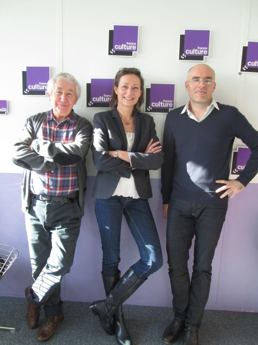 Claude Aufaure, Aurélie Luneau, Matthieu Gounelle