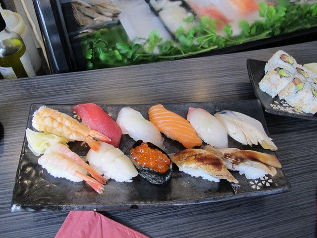 sushi present 2