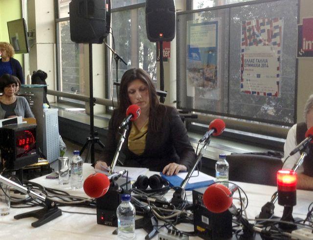 Zoé Konstantopoulou