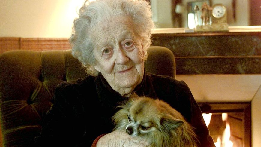 Germaine Tillion, figure de la Résistance et nouvelle pensionnaire du Panthéon