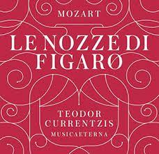 Mozart Le Nozze di Figaro Teodor Currentzis