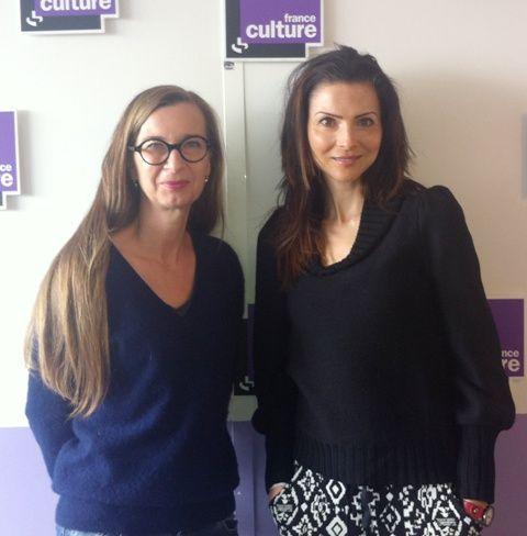 Anne Boulay et Sylvie Laurent