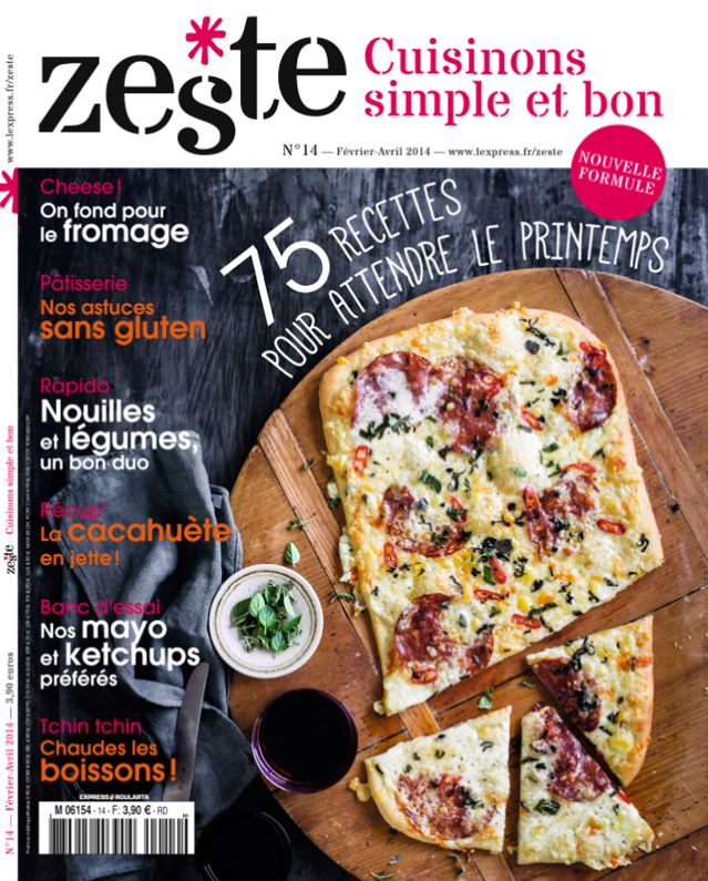 Magazine zeste