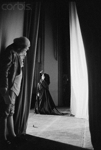 Montserrat Caballé dans Tosca