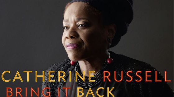 détail catherine russell bring it back MEA 603 380