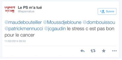 "Tweet ""stress"" Gaudin Menucci -Pixel"