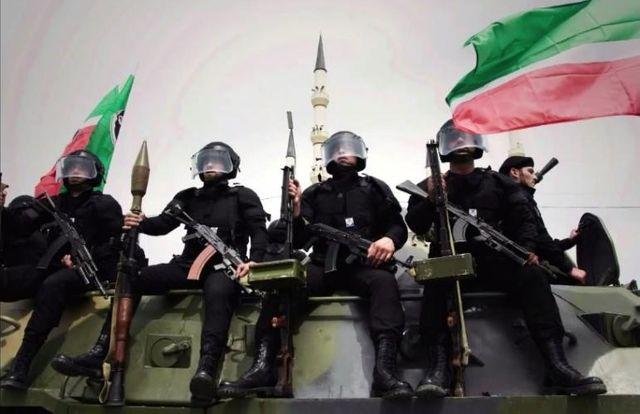La violence de Grozny