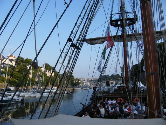 Morlaix (Finistère) - Fête maritime