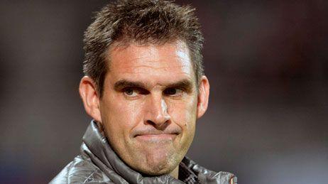 Jocelyn Gourvennec, l'entraîneur de Guingamp
