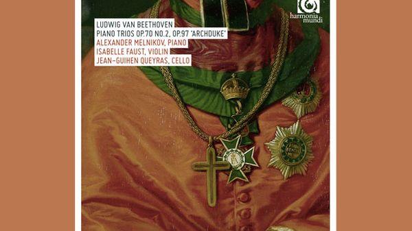 Album Beethoven - Piano Trios