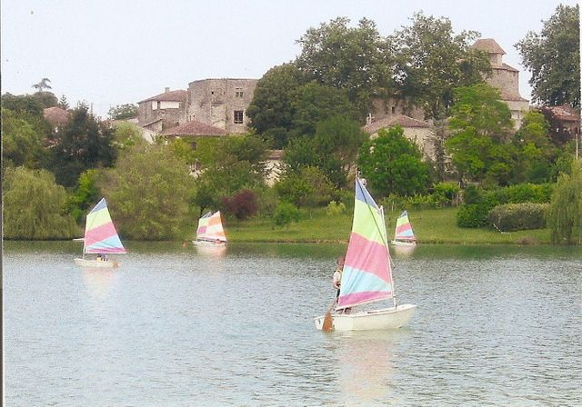 Lannes ( Lot-et-Garonne) - Activités nautiques