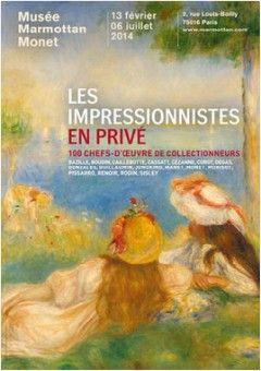 Les impressionnistes en privé, musée Marmottan-Monet
