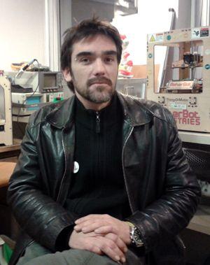 Yoann Duriaux, formateur à Openscop