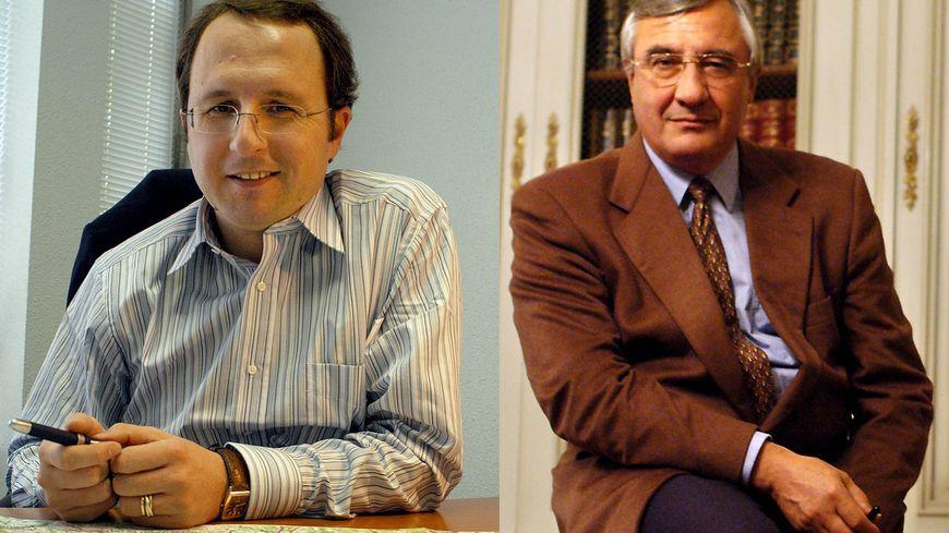 Frédéric Soulier et Bernard Murat (respectivement en 2003 et 2005).