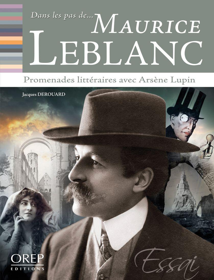 Dans les pas de Maurice Leblanc BD