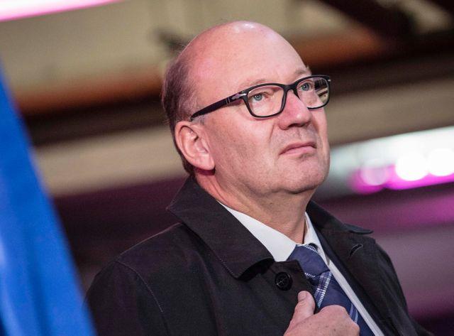 Le maire de Saint-Denis, Didier Paillard, candidat à sa propre succession