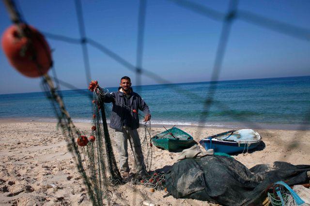 Une statue inestimable retrouvée à Gaza