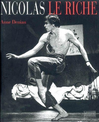 livre Nicolas Le Riche