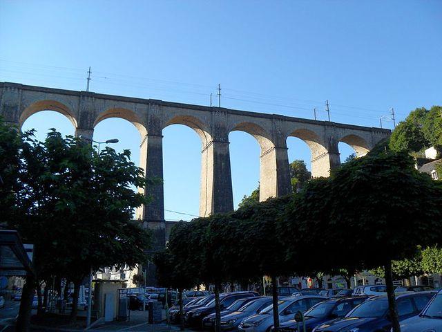 Morlaix (Finistère) - Le Viaduc