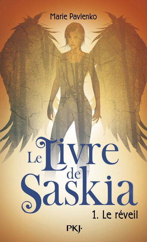 """Le livre de saskia"""" de Marie Pavlenko"""