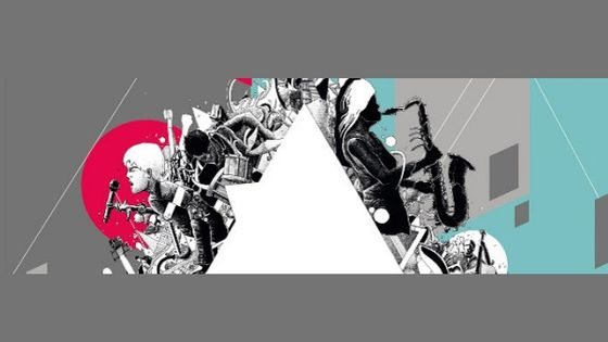 Photo - Logo AMR Jazz Festival