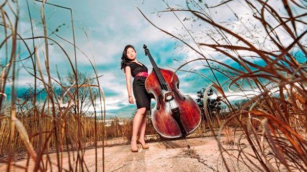 Jazz Trotter : Linda Oh