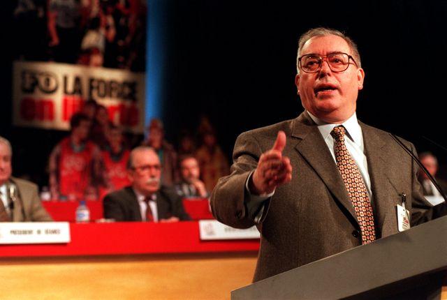 Marc Blondel, ancien secrétaire général de FO