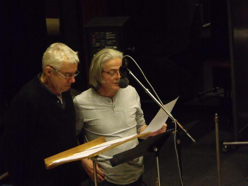 Gilles David (Directeur de Cabinet) et Grégoire Oestermann (Secrétaire Général)