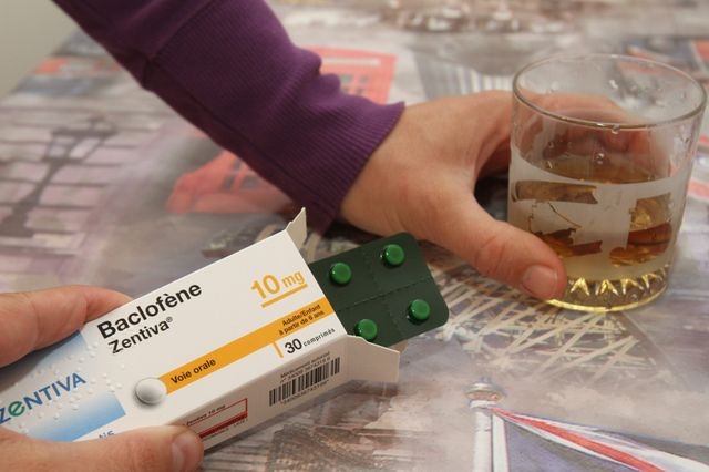 Le Baclofène utilisé pour traiter l'alcoolisme