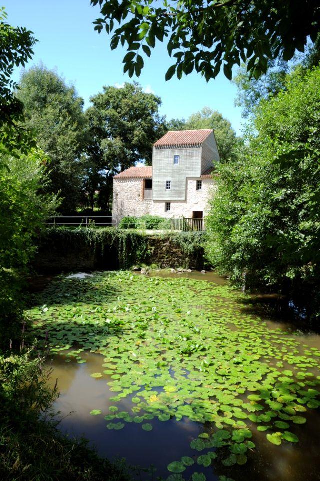Nesmy - Le Moulin de Rambourg