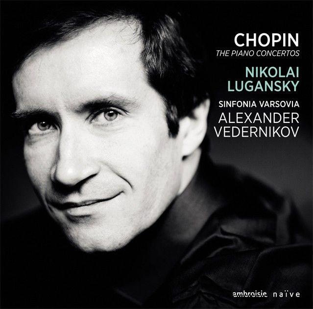Concertos de Chopin par Nikolaï Lugansky - 03 mars 2014