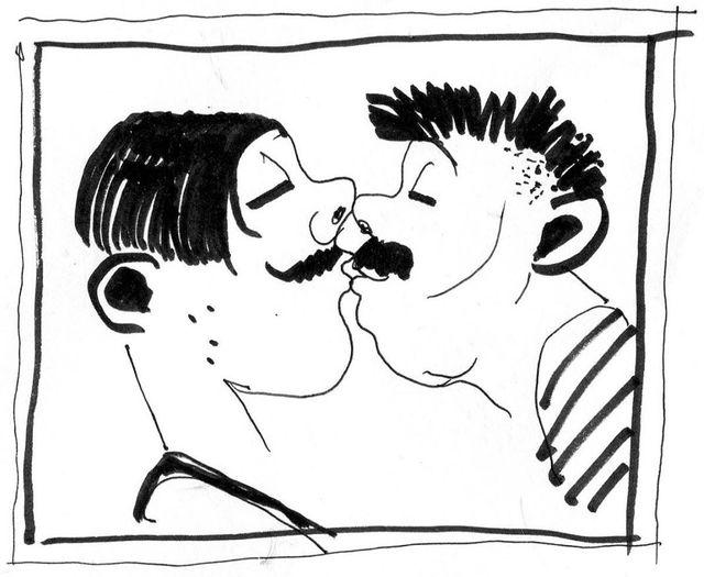 Versailles, famille, patrie, tradi, catho.. et homo, non ?