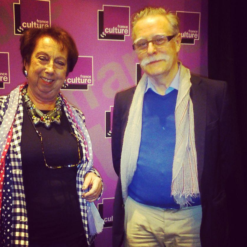 Simone Korff-Sausse et Dominique Barbier