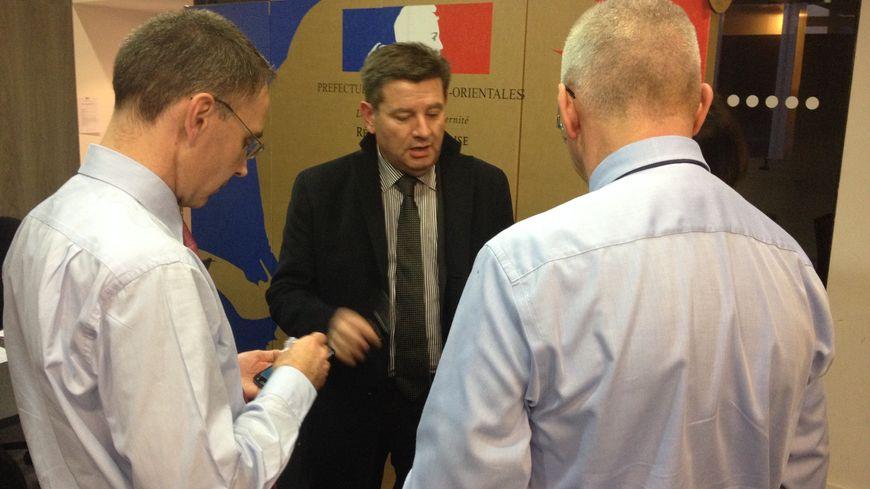 Alain Ferrand, maire sortant du Barcarès, dernier candidat inscrit en préfecture des P-O