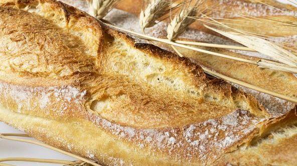 Baguette de pain (illustration)
