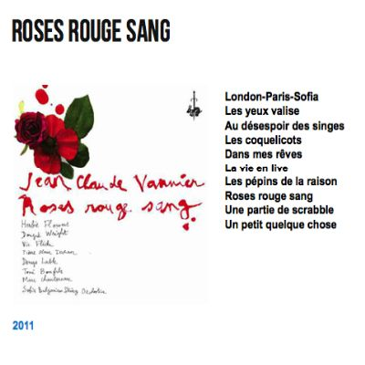 Roses Rouge Sang