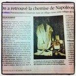 Chemise de Napoléon (le Figaro Et Vous)