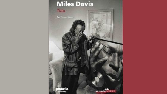 Photo - illustration livre Miles David - Tutu de Vincent Cotro pour Jazz Culture